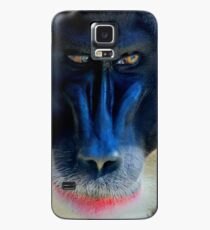 monkey looking right Case/Skin for Samsung Galaxy