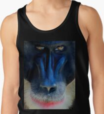 monkey looking right Tank Top