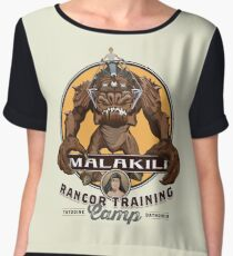 Malakili Rancor Training Chiffon Top