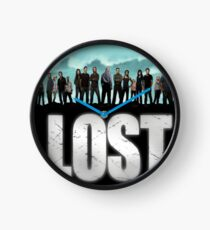lost cast Clock