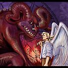 Gabe and Demon by retromancy