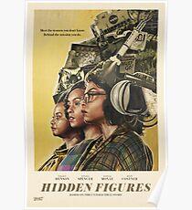 Versteckte Figuren Poster