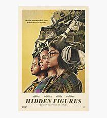 Hidden Figures Photographic Print