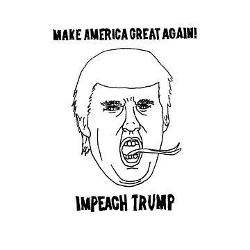 Impeach Trump! by sponk