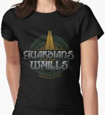 Guardians of the Whills Womens Fitted T-Shirt