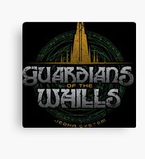 Guardians of the Whills Canvas Print