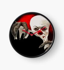 It-horror clown Clock