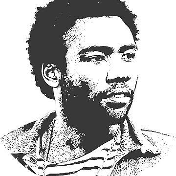 Gambino- Donald Glover de Eliasaberg
