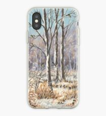 Winter etude - 1 iPhone Case