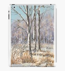 Winter etude - 1 iPad Case/Skin