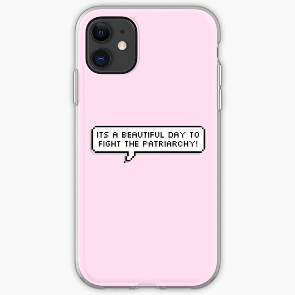 Smash The Patriarchy  iPhone Soft Case