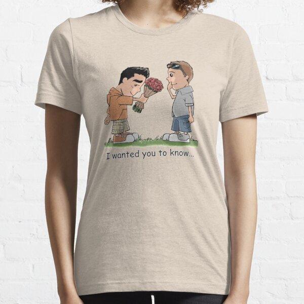 Ich und dich Essential T-Shirt