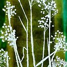 "Mornington Peninsula Grasslands 5 by Belinda ""BillyLee"" NYE (Printmaker)"