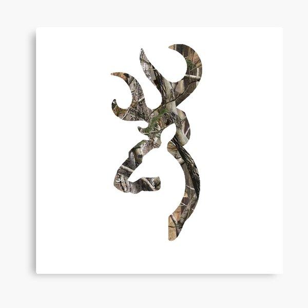 Browning - Realtree AP Canvas Print