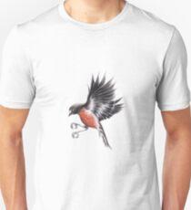 Flamme Robin Unisex T-Shirt