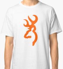Browning - Orange Classic T-Shirt