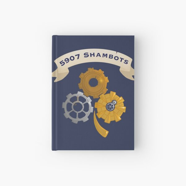 CC Shambots Steamworks Hardcover Journal