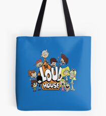 In the Loud House Tote Bag