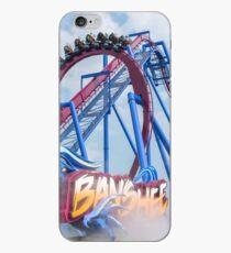 Banshee Roller Coaster  iPhone Case