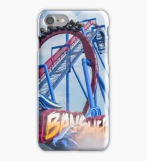 Banshee Roller Coaster  iPhone Case/Skin