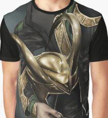 Helmet Series Loki Graphic T-Shirt