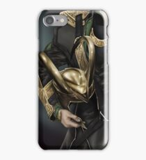 Helmet Series Loki iPhone Case/Skin