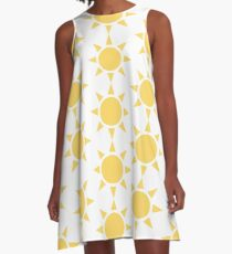 Sunshine A-Line Dress