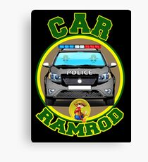 Car RAMROD  Canvas Print