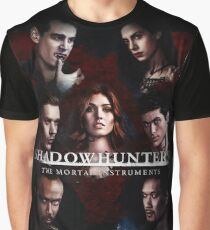 Shadowhunters - Poster #1 Graphic T-Shirt
