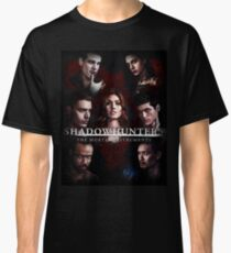 Shadowhunters - Poster #1 Classic T-Shirt