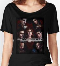 Camiseta ancha para mujer Cazadores de sombras - Poster # 1