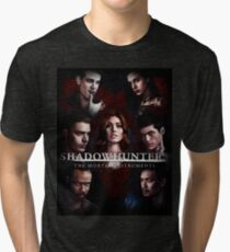 Shadowhunters #1 Tri-blend T-Shirt