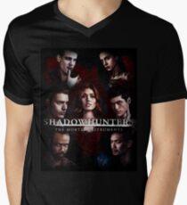 Shadowhunters - Poster #1 Men's V-Neck T-Shirt