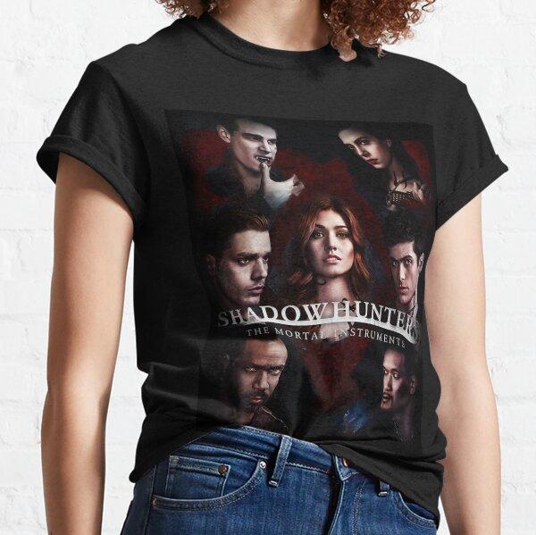 Shadowhunters - Poster #1 Classic T-Shirt