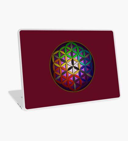 flower of life (spectral) Laptop Skin