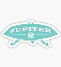 Jupiter 2 Sticker