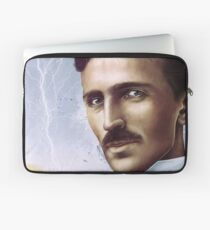 Nikola Tesla Laptop Sleeve