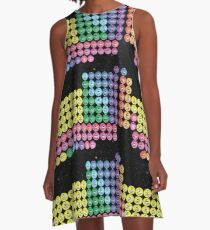 118 Element Periodic Table - Round Elements A-Line Dress