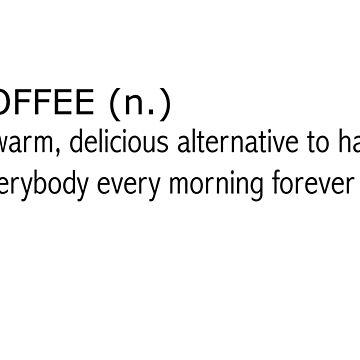 coffee by 3e3e
