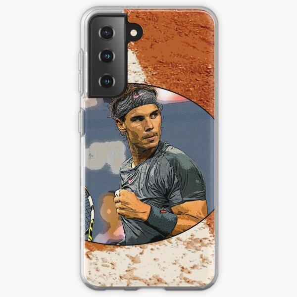 Nadal Clay Samsung Galaxy Soft Case