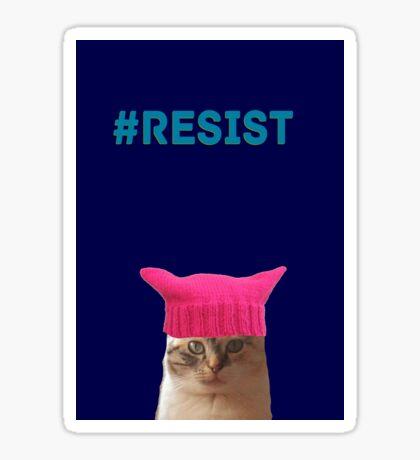 Resist (Fizgig) Sticker