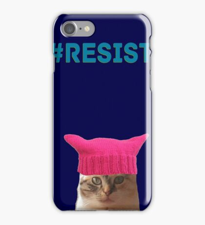 Resist (Fizgig) iPhone Case/Skin