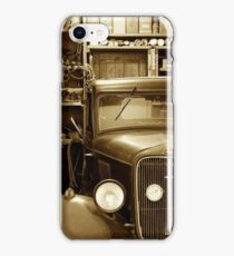 Classic Garage. iPhone Case/Skin
