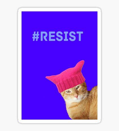 Resist (Ludo) Sticker