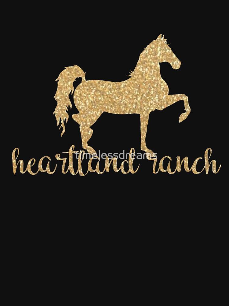 Heartland Ranch w / Pferd von timelessdreams