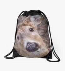 The Charmer Buck Drawstring Bag