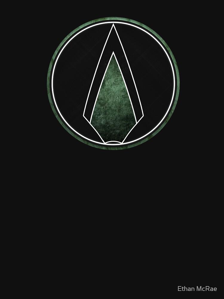 Green Arrow Custom Design by ethanmcrae