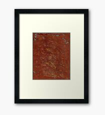 Fires of Arrakis Framed Print