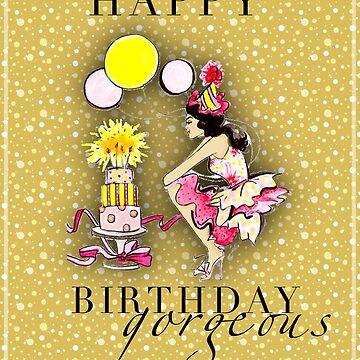 Alles Gute zum Geburtstag von Jevie