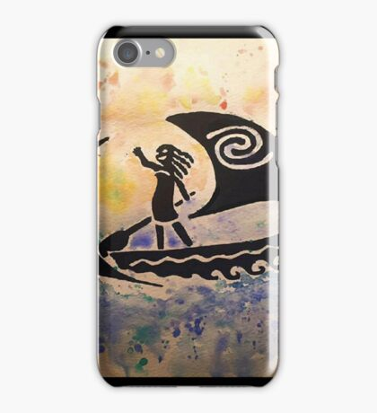 We Were Voyagers iPhone Case/Skin